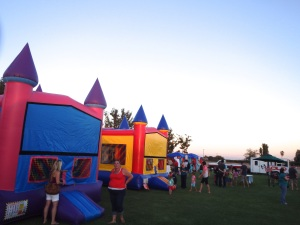End of Summer Party Bounce House Extravaganza