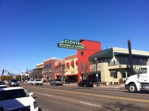 Clovis - Gateway to the Sierras!