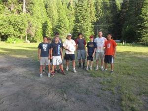 Ultimate Frisbee Team 2