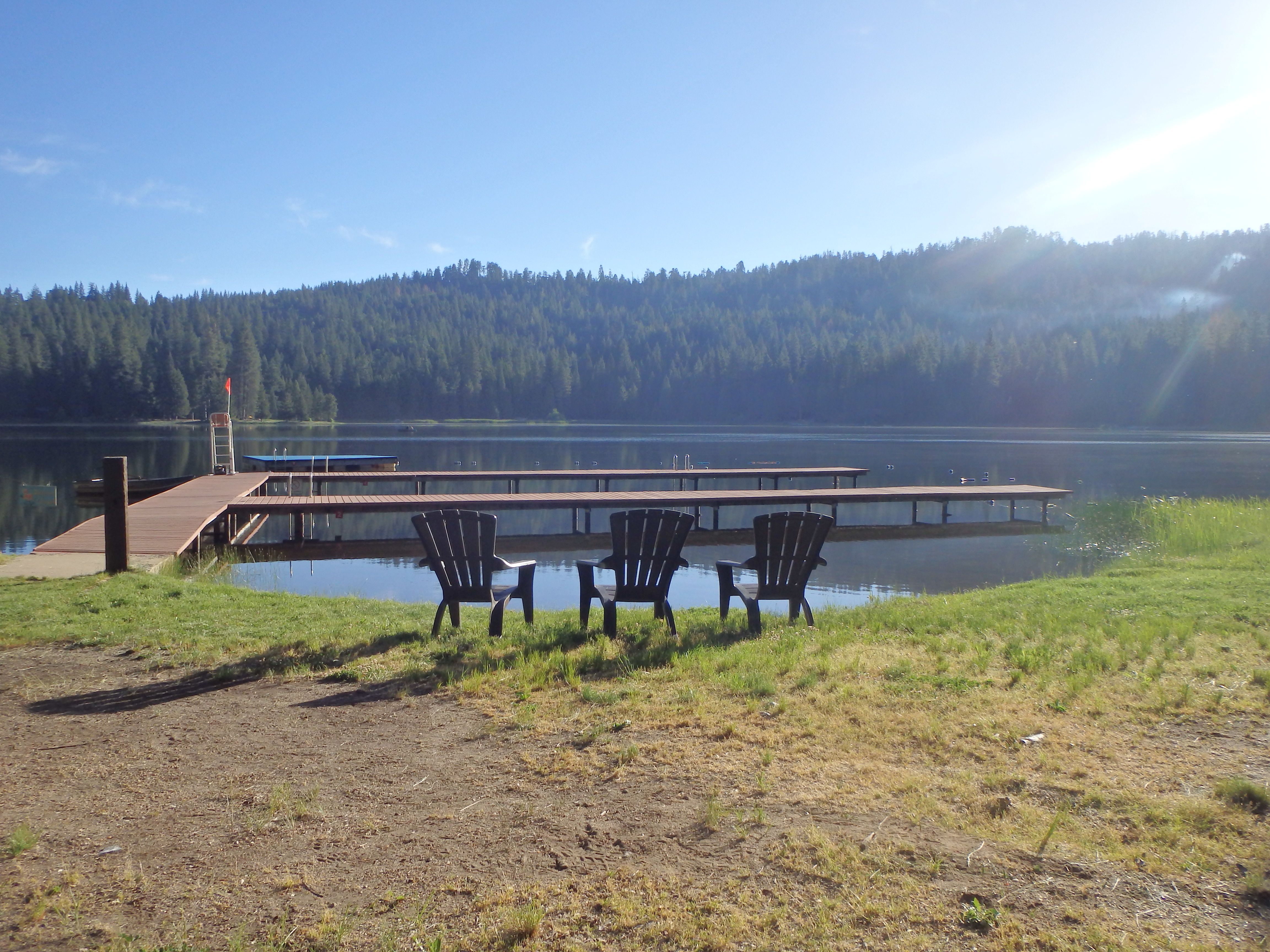 Family camp at lake sequoia a story worth telling