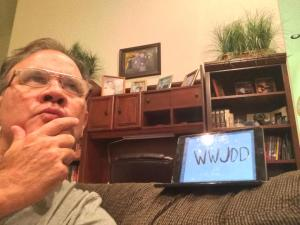 """WWJDD (""""What Would Jerry Dickerson Do?)"""