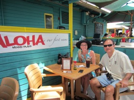 At Aloha Mixed Plate