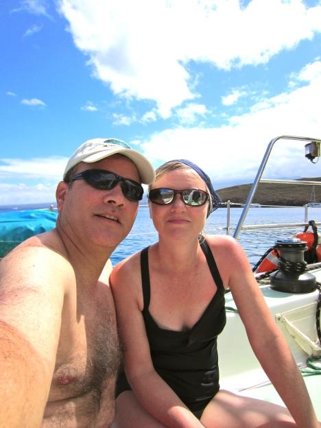 Selfie before Snorkeling