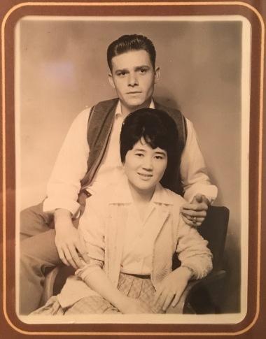 Dad & Mom c.1961